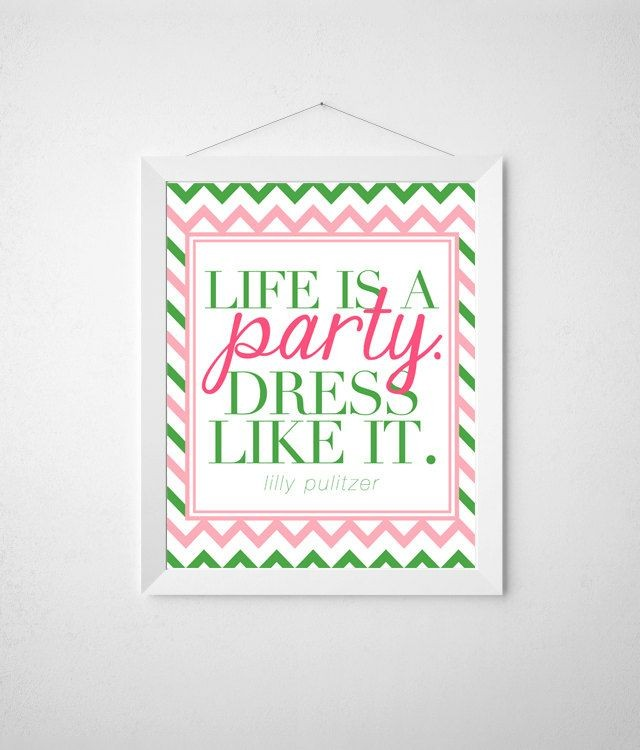 Lilly Pulitzer Quote 4 Picture Quote #1