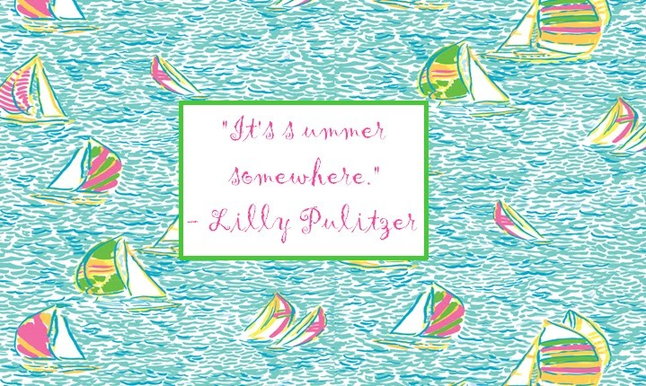 Lilly Pulitzer Quote Quote Number 40 Picture Quotes Custom Lilly Pulitzer Quotes