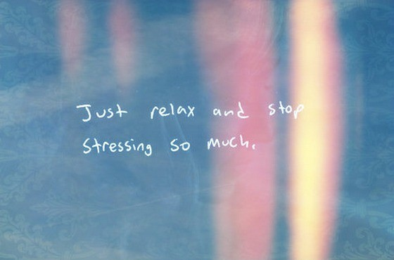 Relaxation Quote 3 Picture Quote #1