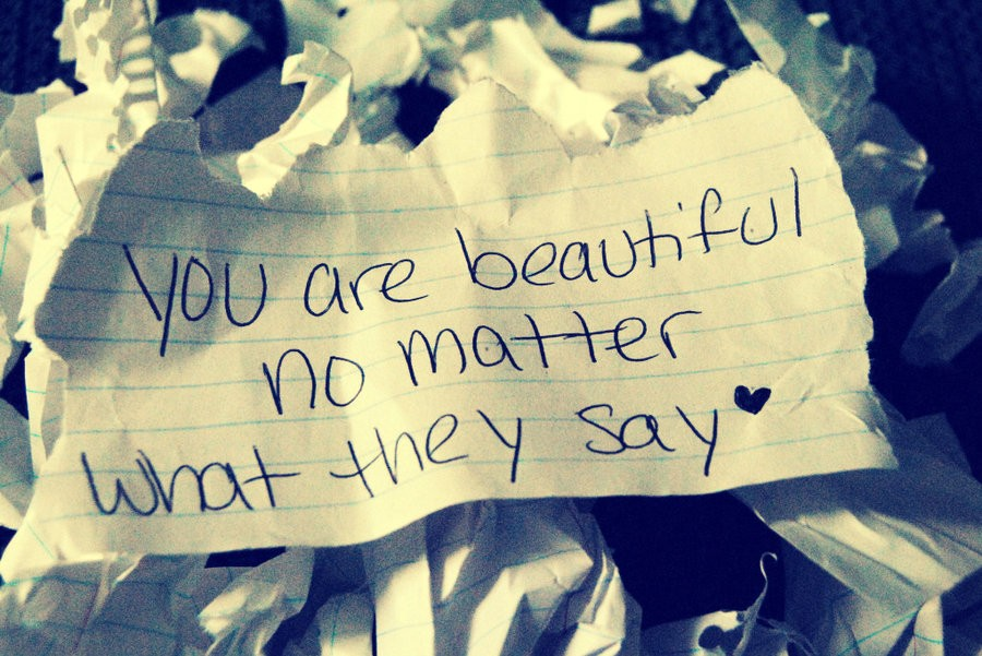 You Are Beautiful Quote For Her 1 Picture Quote #1