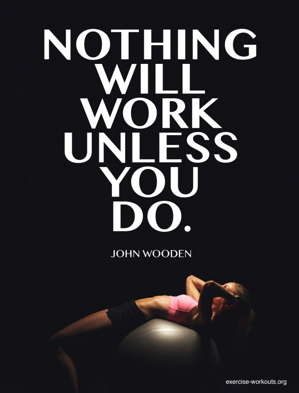 Inspirational Workout Quote 1 Picture Quote #1