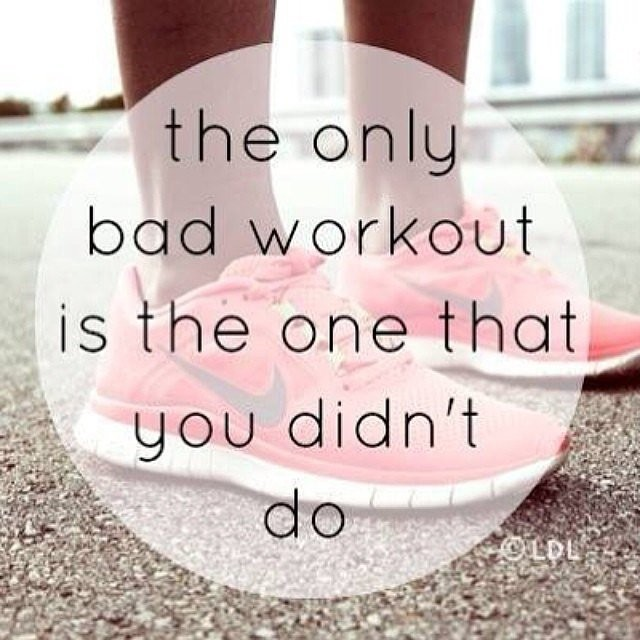 Inspirational Workout Quote 2 Picture Quote #1