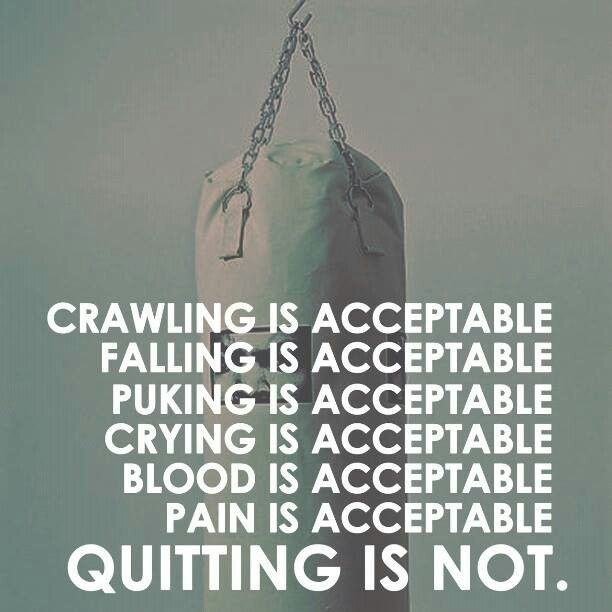 Inspirational Workout Quote 4 Picture Quote #1