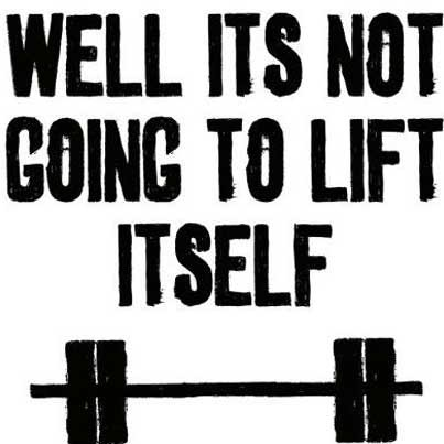 Inspirational Workout Quote 5 Picture Quote #1