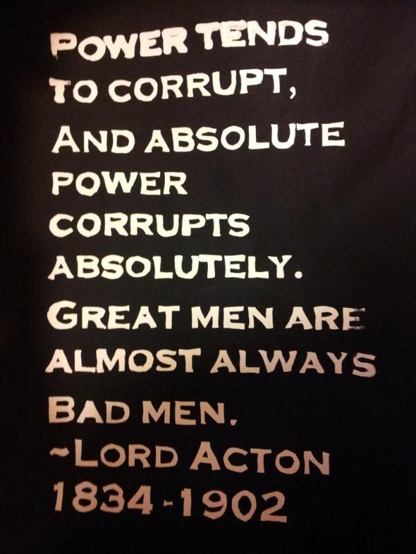 Corruption Quote 3 Picture Quote #1