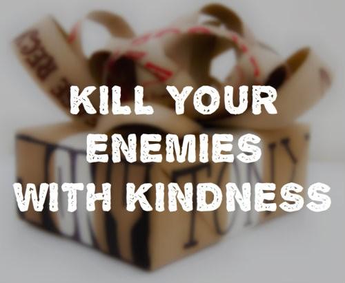 Enemies Quote 4 Picture Quote #1