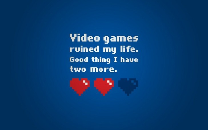 Video Game Quote 9 Picture Quote #1
