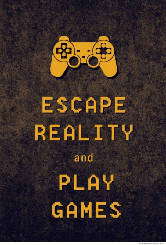 Video Game Quote 14 Picture Quote #1