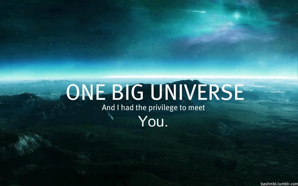 Universe Quote 4 Picture Quote #1