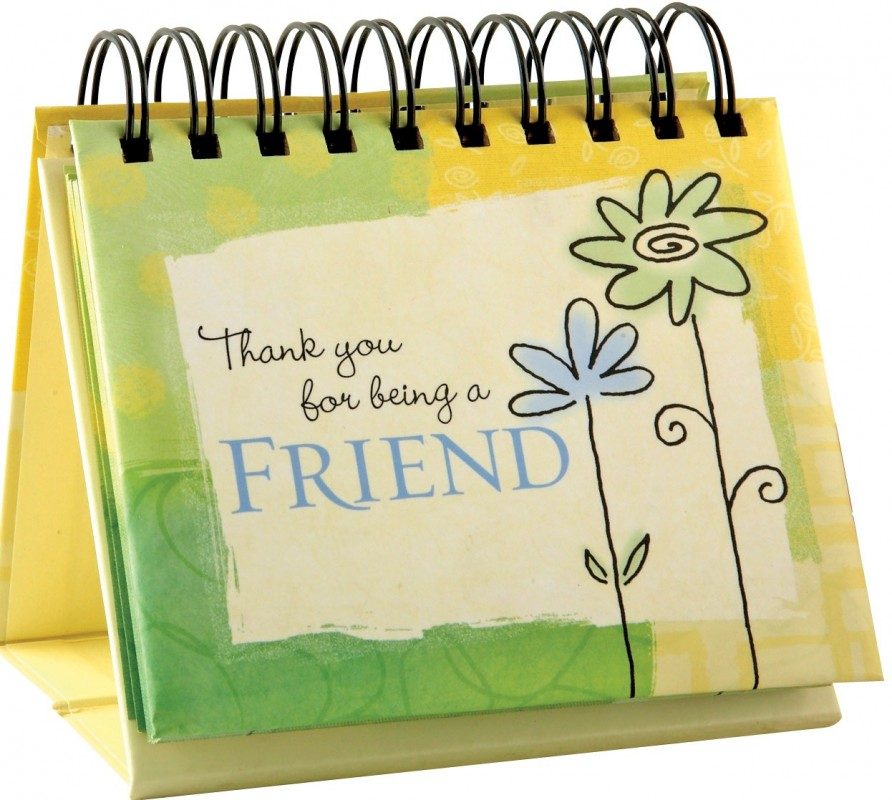Thank You Quote For Friends 1 Picture Quote #1