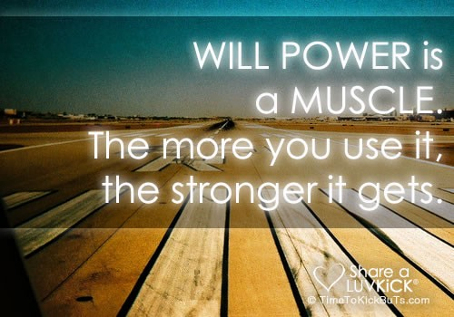 Willpower Quote 2 Picture Quote #1