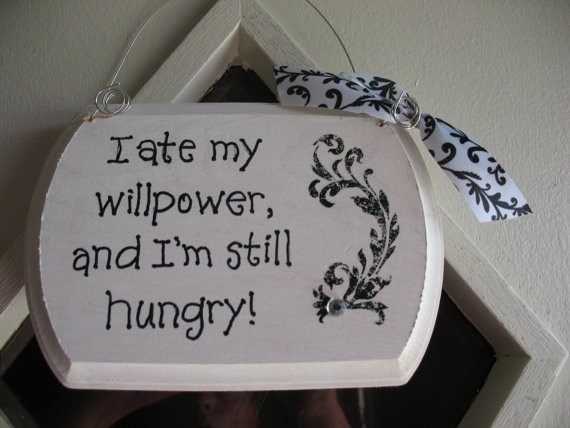 Willpower Quote 4 Picture Quote #1