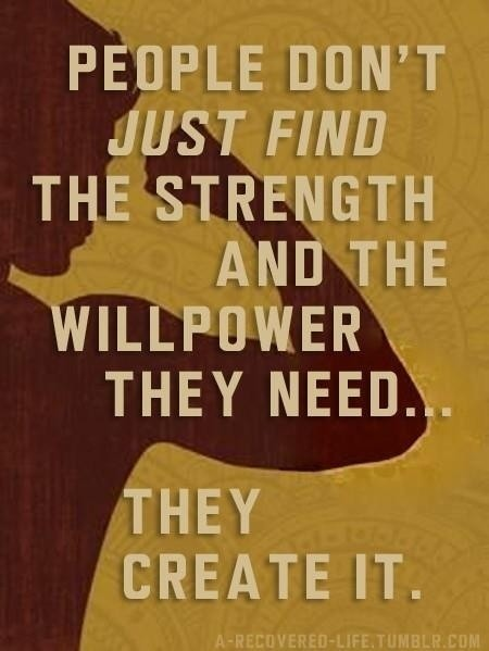 Willpower Quote 5 Picture Quote #1