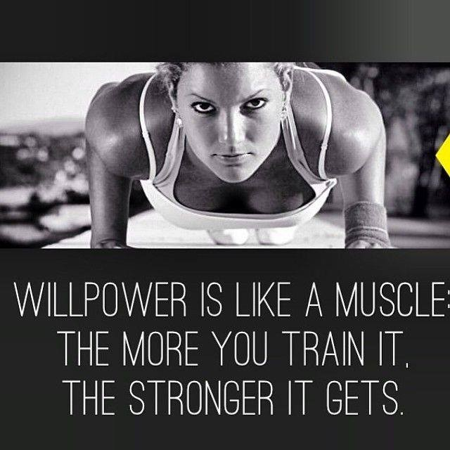 Diet Willpower Quote 1 Picture Quote #1