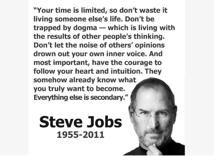 Steve Jobs Quote 3 Picture Quote #1