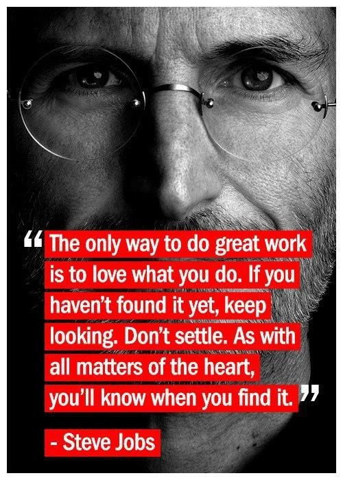 Steve Jobs Quote 4 Picture Quote #1