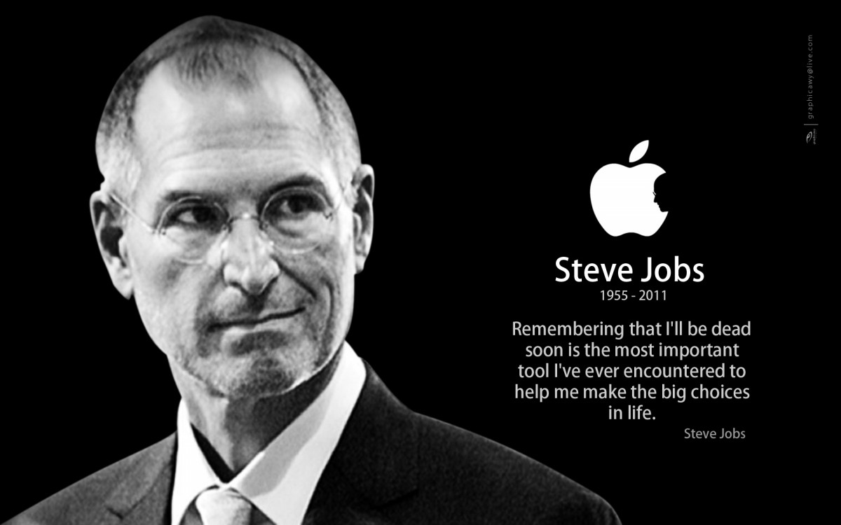 Steve Jobs Quote 5 Picture Quote #1