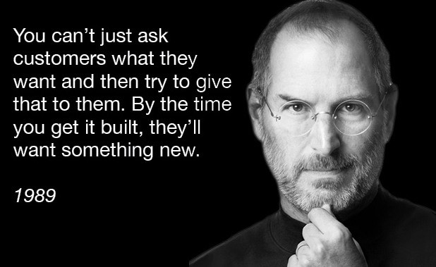 Steve Jobs Quote 7 Picture Quote #1