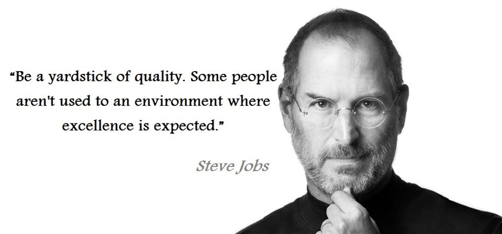 Steve Jobs Quote 9 Picture Quote #1