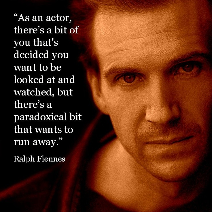 Film Acting Quote 1 Picture Quote #1