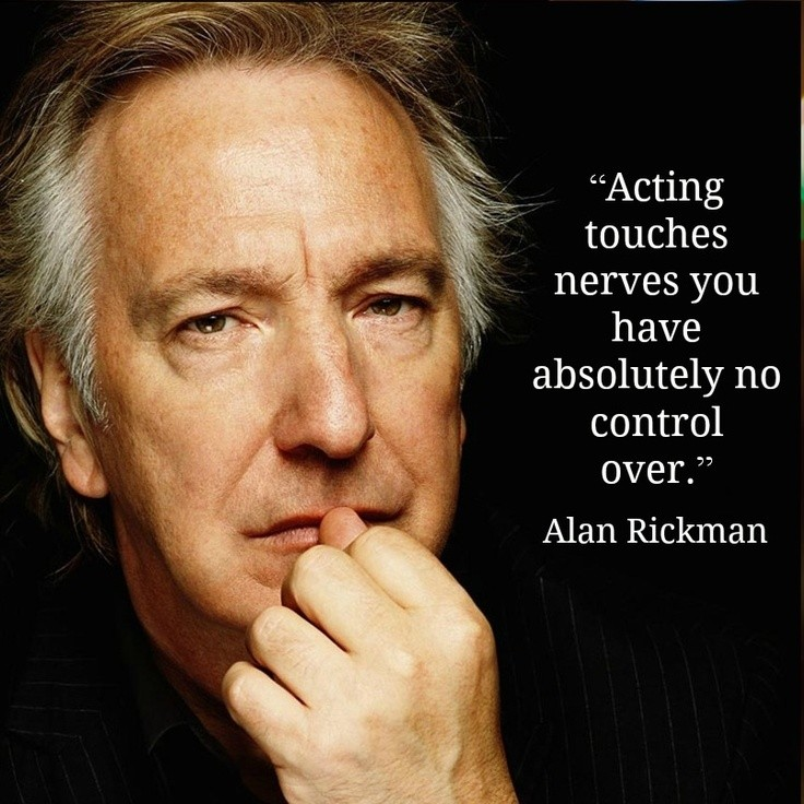 Film Acting Quote 4 Picture Quote #1