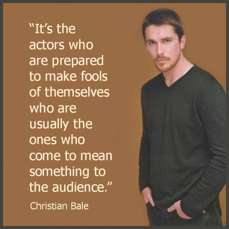 Actors And Acting Quote 1 Picture Quote #1