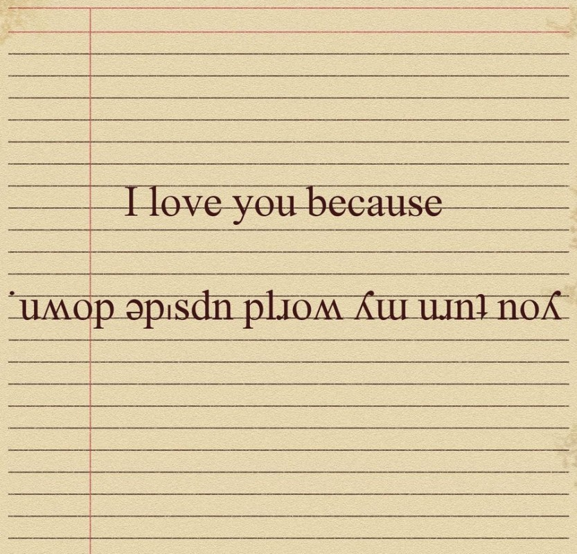 I Love You Because Quote 1 Picture Quote #1