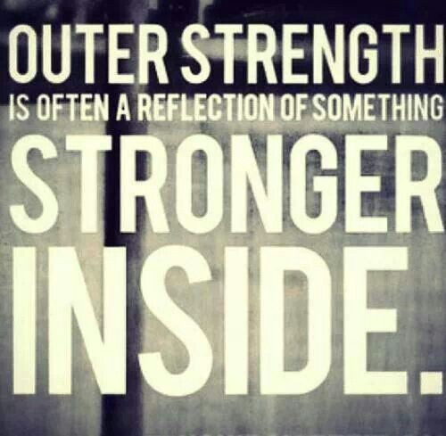 Inner Strength Quote 1 Picture Quote #1