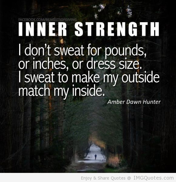 Inner Strength Quote 2 Picture Quote #1