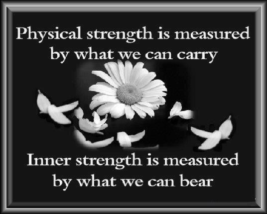 Inner Strength Quote 5 Picture Quote #1
