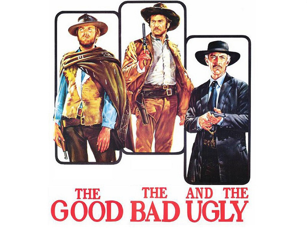 The Good The Bad And The Ugly Quote 1 Picture Quote #1