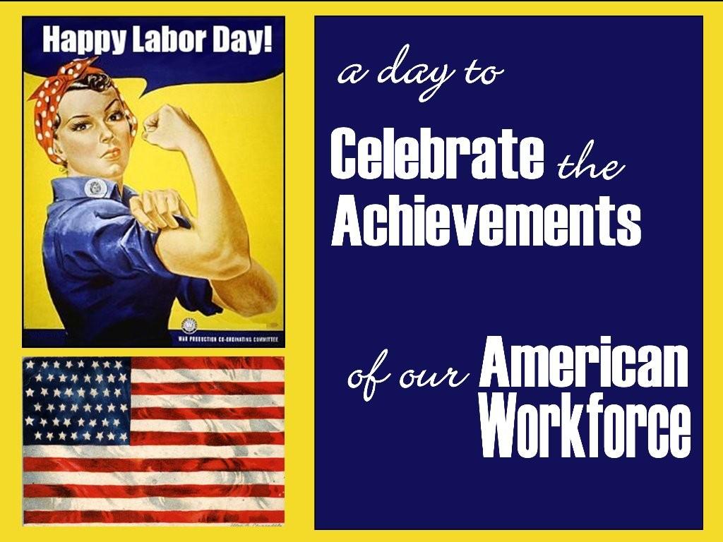 Labor Day Quote 1 Picture Quote #1