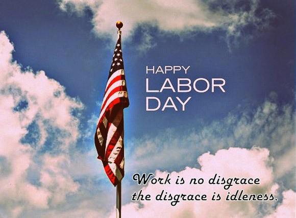Labor Day Quote 2 Picture Quote #1