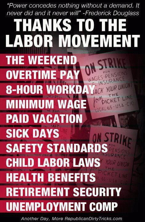 Labor Day Quote 3 Picture Quote #1