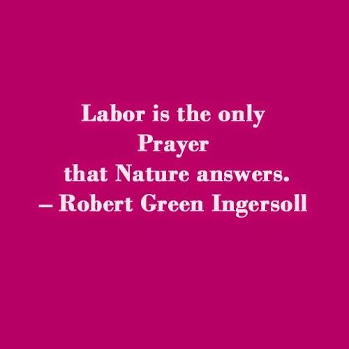 Labor Day Quote 4 Picture Quote #1