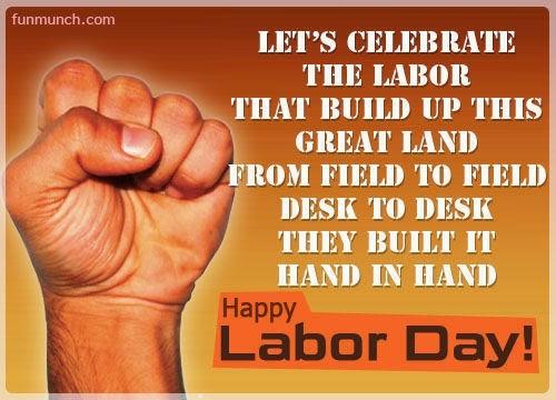 Labor Day Quote 8 Picture Quote #1