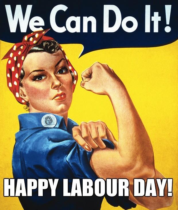 Happy Labor Day Quote 1 Picture Quote #1