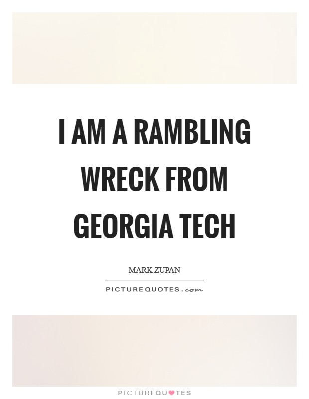 Ramblin' Wreck from Georgia Tech - Howling Pixel