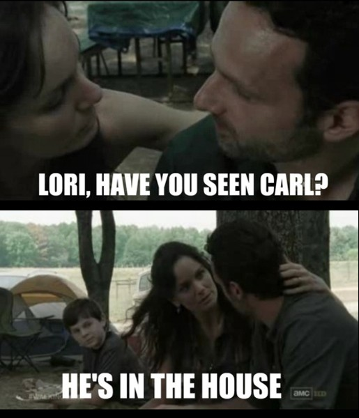 The Walking Dead Funny Quote Quote Number 620003 Picture