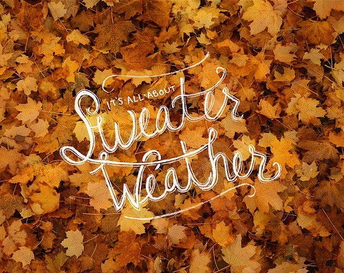 Chilly Fall Weather Quote 1 Picture Quote #1