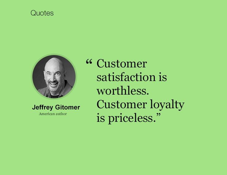 Client Satisfaction Quote 1 Picture Quote #1