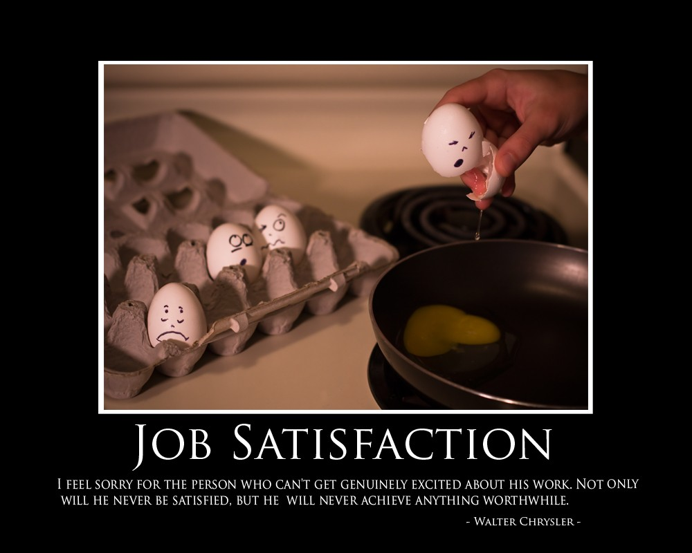 Employee Satisfaction Quote 1 Picture Quote #1