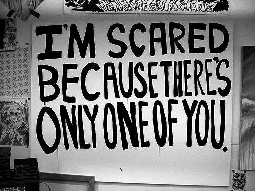 Scared Quote 3 Picture Quote #1