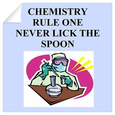 Funny Chemistry Quote 5 Picture Quote #1