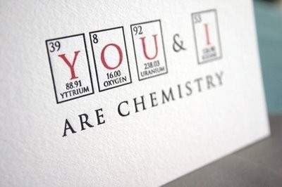 Chemistry Quote About Love 5 Picture Quote #1