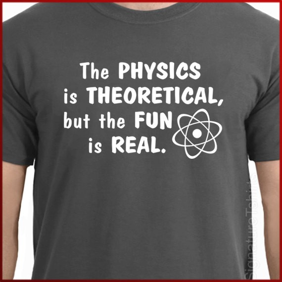 Theoretical Physics Quote 1 Picture Quote #1