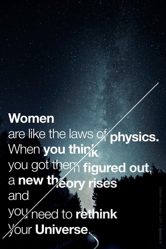 Laws Of Physics Quote 1 Picture Quote #1