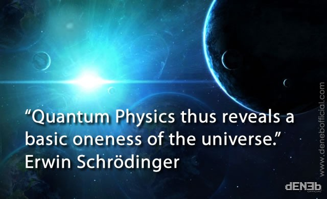 Quantum Physics Quote 4 Picture Quote #1