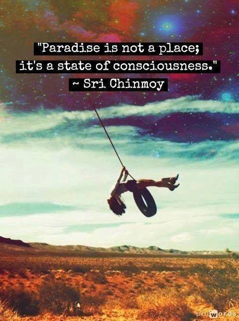 Paradise Quote 4 Picture Quote #1