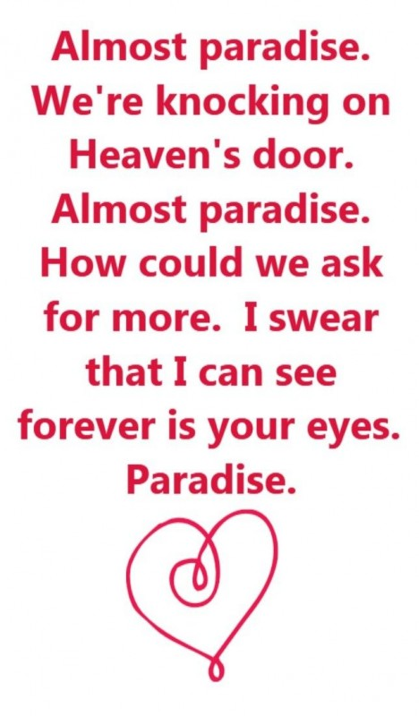 Paradise Quote 12 Picture Quote #1